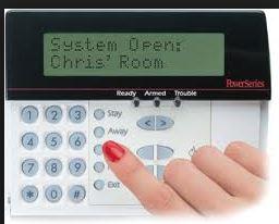 Intruder Alarm Installation In Barnston